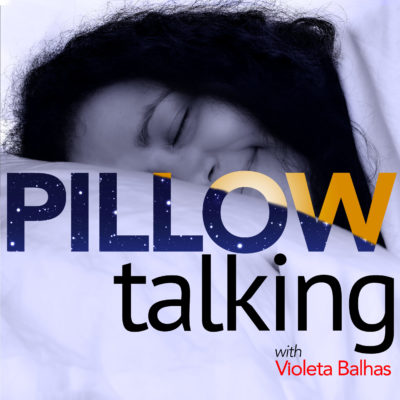 Pillow talking.